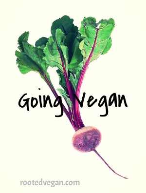 going vegan
