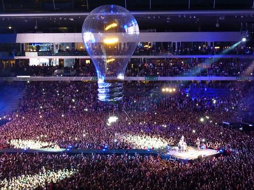 giant bulb