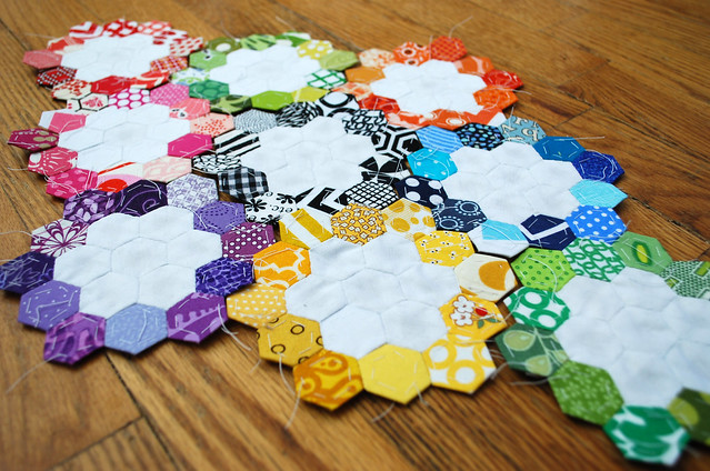 Hexagon Blocks