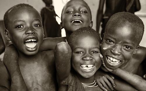 Ethiopian Tribes, Suri by Dietmar Temps