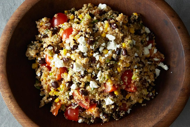 Southwestern Quinoa Salad from Food52