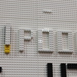 LEGO Wall Creations (Not mine!)