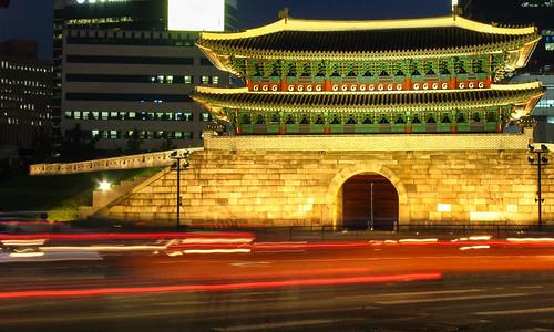 Puertas seul corea