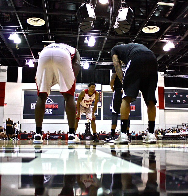 Out of Bounds - NBA Summer League - 2013 NBA Summer League
