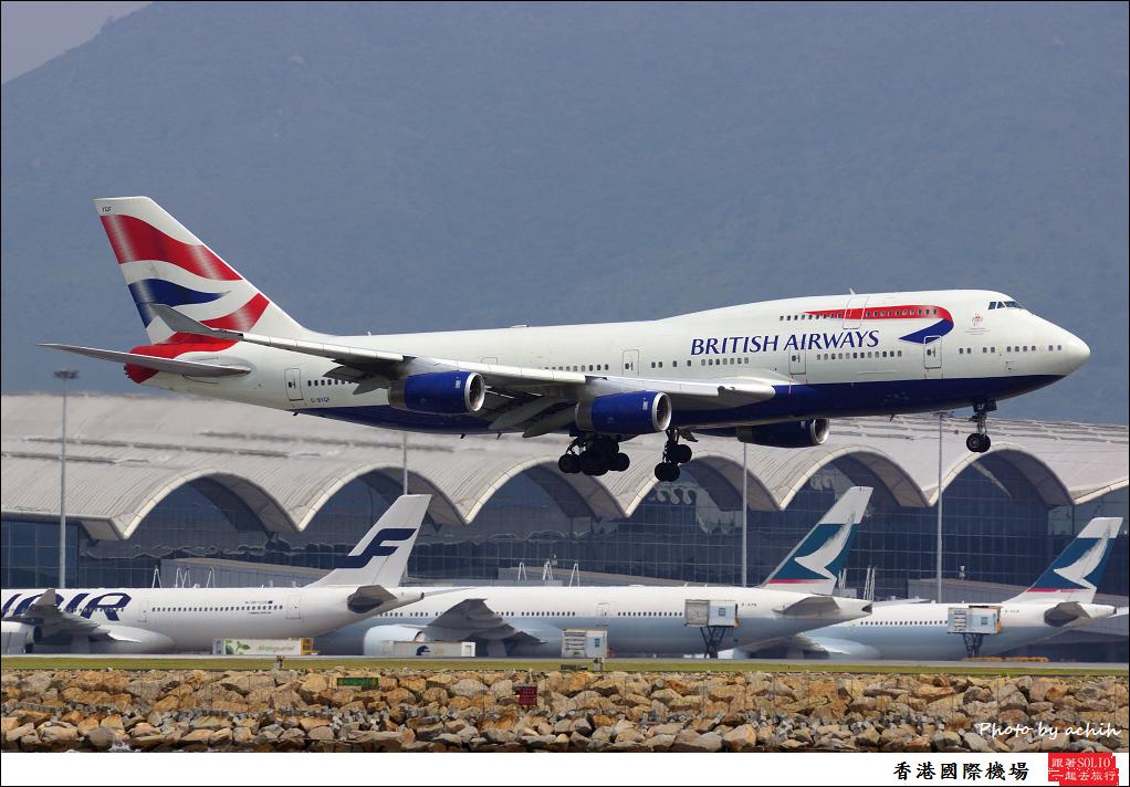 British Airways G-BYGF-002