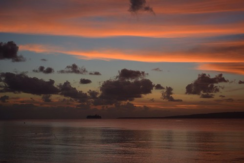 ocean cruise sunset sea vacation sky holiday nature water clouds nikon ship pacific exploring explore vanuatu d5200 nikond5200 racheljoanne