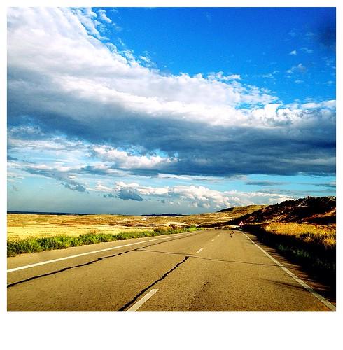 De camino a casa