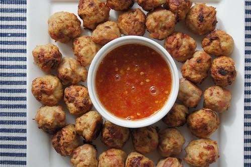 Gluten Free Meatballs DSC02309