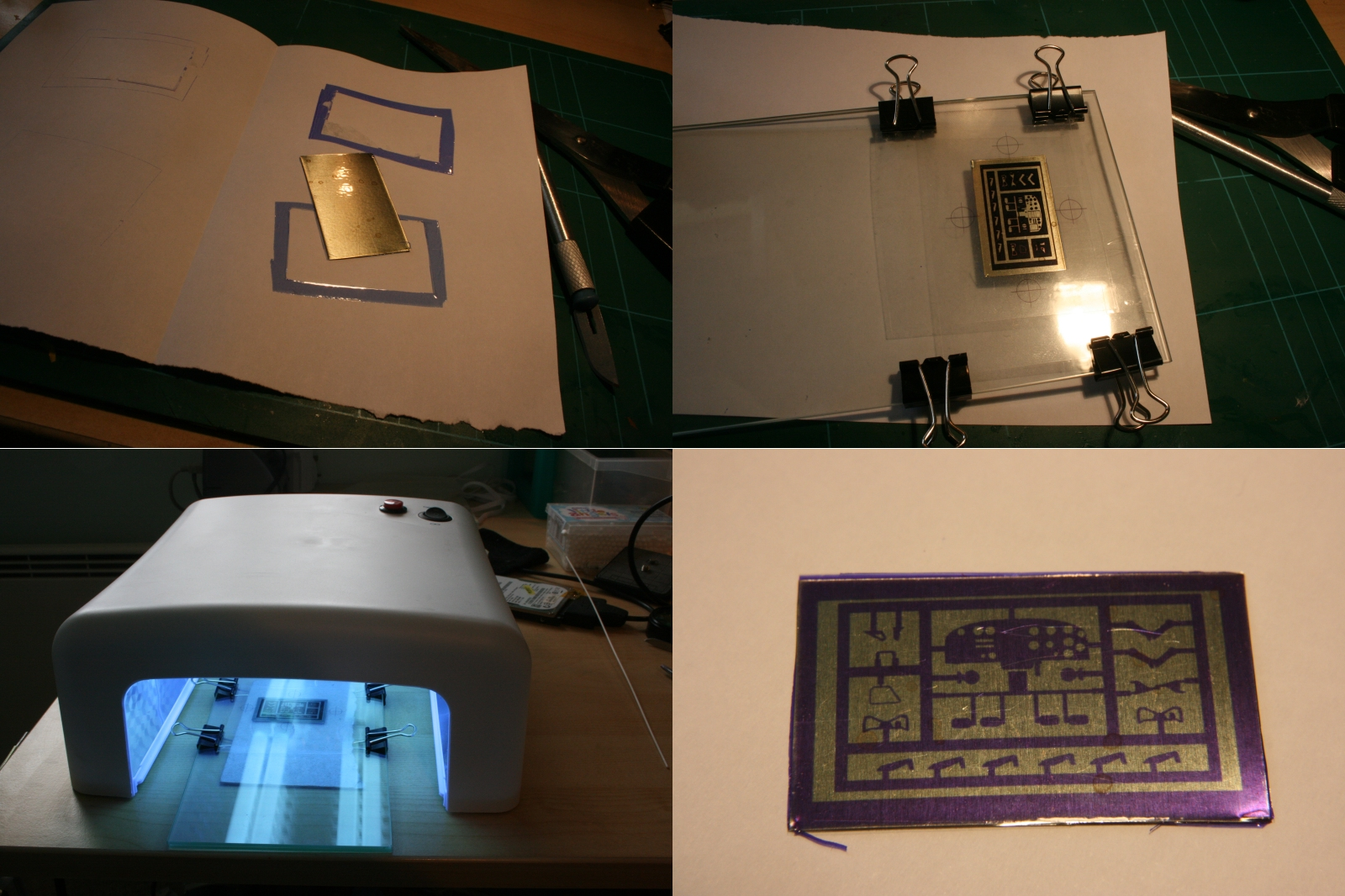 How To Make Photo Etched Parts At Home Modelling Tips Resist Method Of Etching A Printed Circuit Board Youtube 9398435821 Fb0adcbbc5 H
