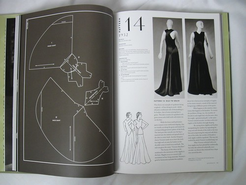 Vionnet book, dress # 14