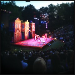 Comedy of Errors in Central Park
