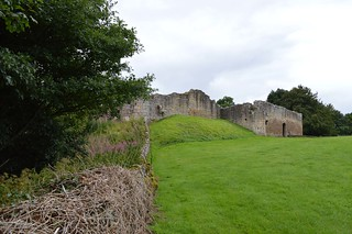Obraz Aydon Castle. castle rural historic northumberland englishheritage aydon aydoncastle