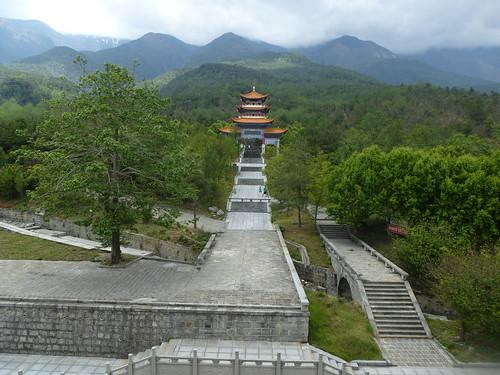 Yunnan13-Dali-10. Pavillon Acuoye (9)