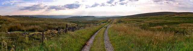 Axe Edge & Shining Tor Walk
