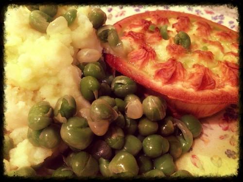 Pie, Peas & Mash