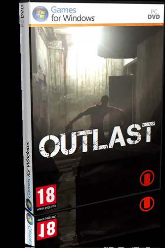 Outlast [Español] [PC Game] DVD