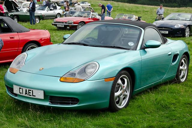 Boxster (986) - Porsche