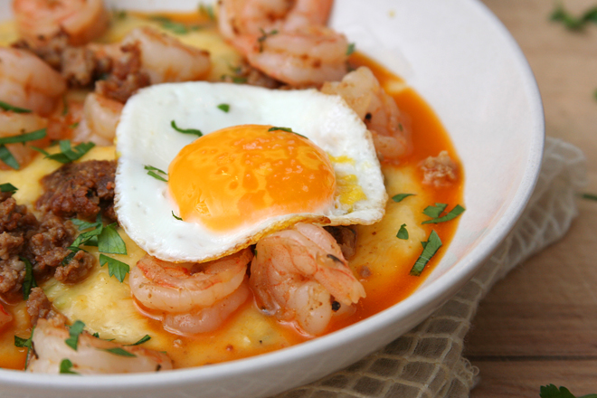 shrimp and grits 5