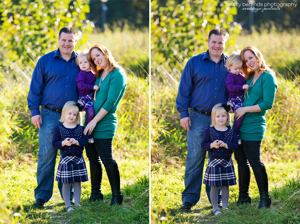 Field Family Session