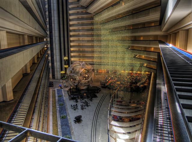 Hotel Atrium, San Francisco