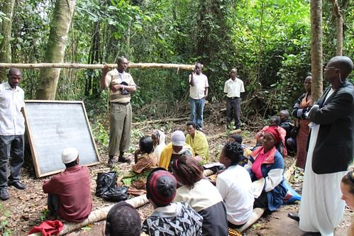 第15屆國際國民信託年會學習之旅參訪PROMETRA-Uganda傳統療法學校