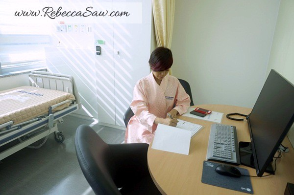 Asian on Air - bloggers - INHA internatiol Medical Center tour-012