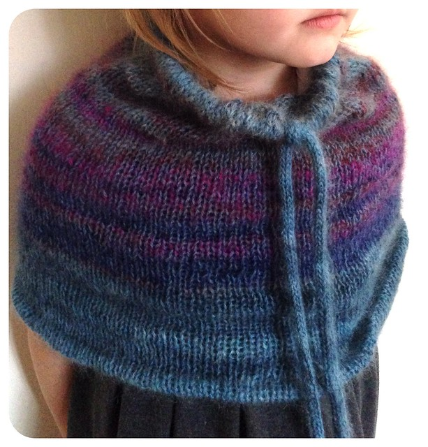 Whimsical Cowl (...with bells on)