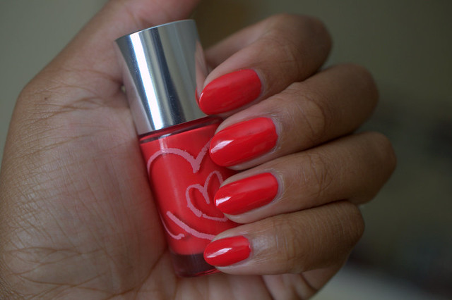 Clinique Happy Heart nail polish