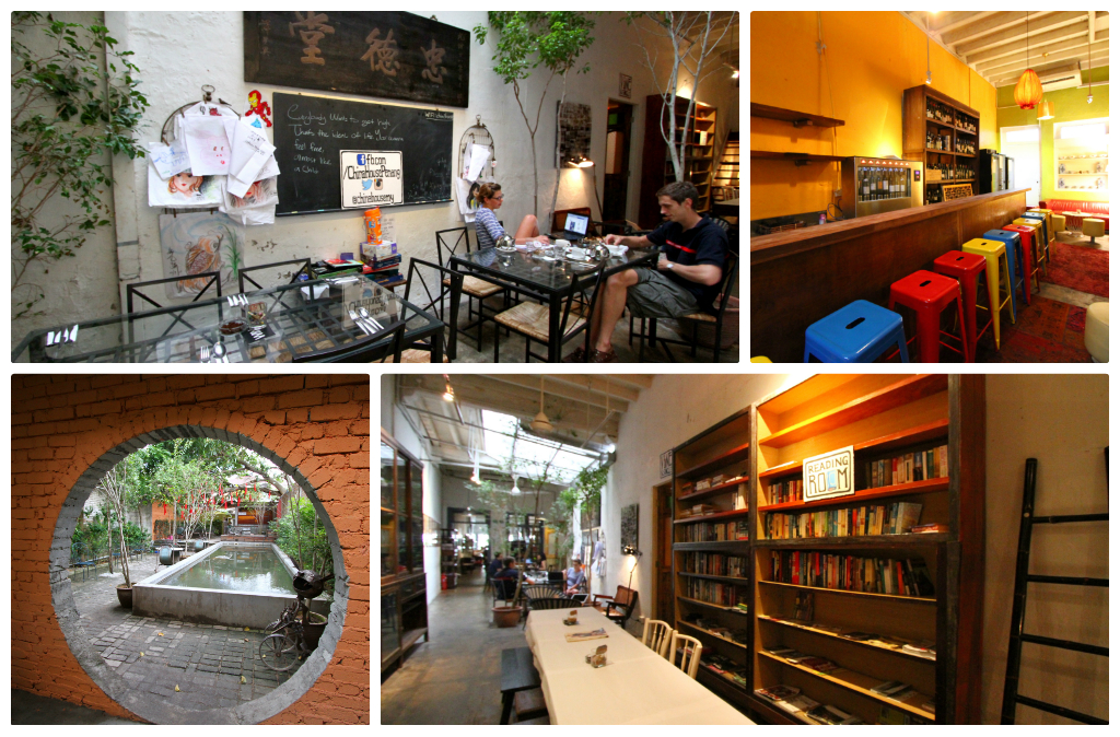 George Town Cafes: China House Interior 2