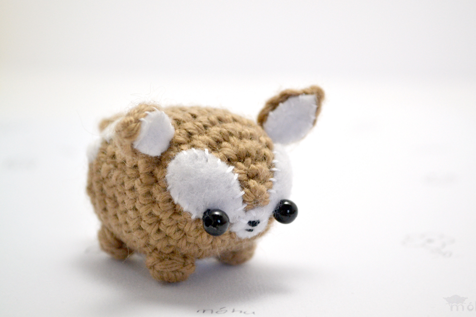 Amigurumi Deer : crochet amigurumi deer plush Flickr - Photo Sharing!