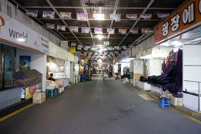Gwangjang Traditional Market in Korea - rebeccasaw blog-003
