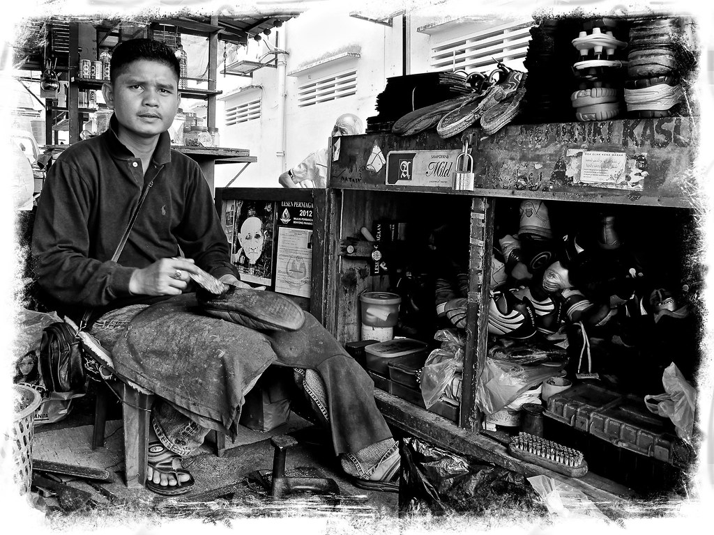 Tukang kasut
