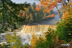 Tahquamenon Falls Autumn 2013 by Michigan Nut