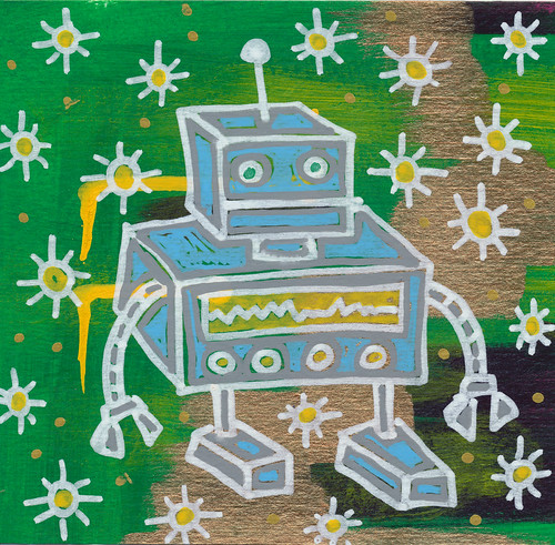 bright robot 1
