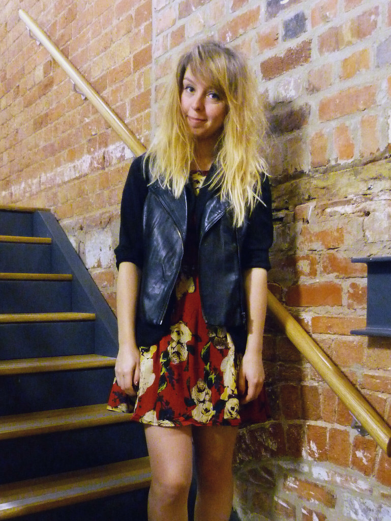 Poppy Lux | Outfit post | #fbloggers
