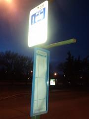 Transit stop