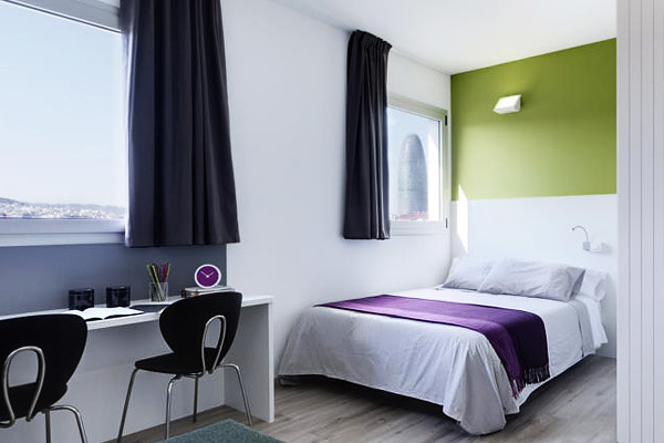 Hotel Residencia Melon District de Barcelona