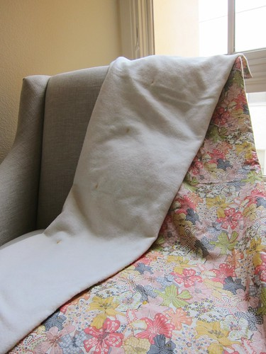Liberty Wool Lap Duvet