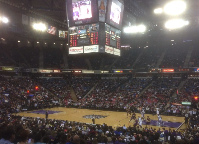 Kings versus Suns