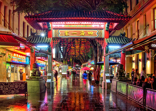China Town, Sydney
