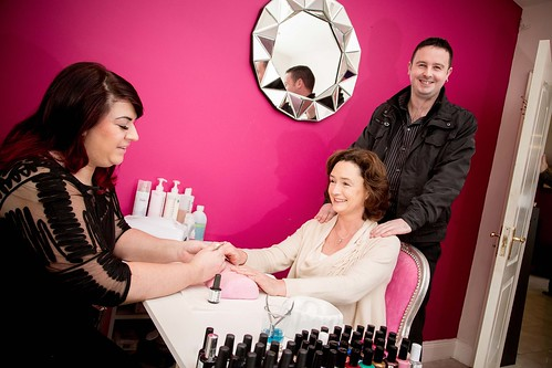 Glam Up adn Go for Special Olympics Connaught