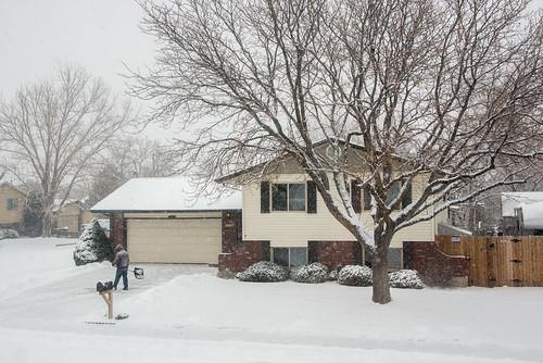 snow westminster colorado unitedstates adamscounty denverarea southwestminster viewsfromawindow zenobiahouse