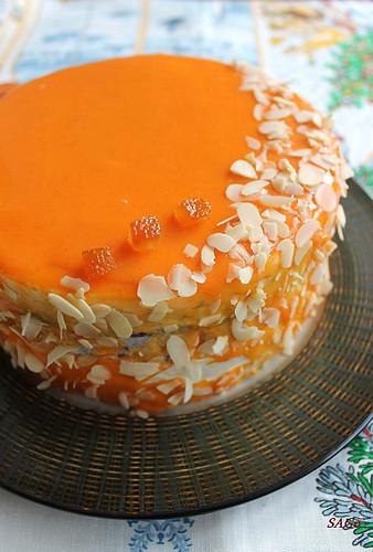 Торт Вдохновение 030