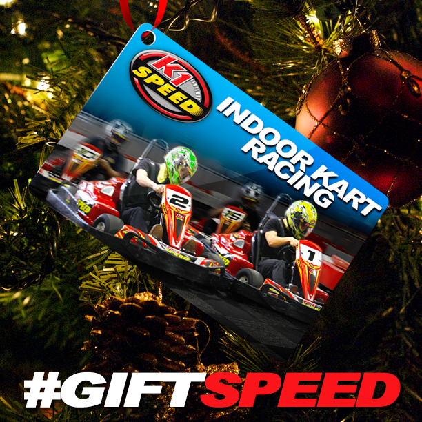 Give The Gift Of Speed K1 Speed K1 Speed