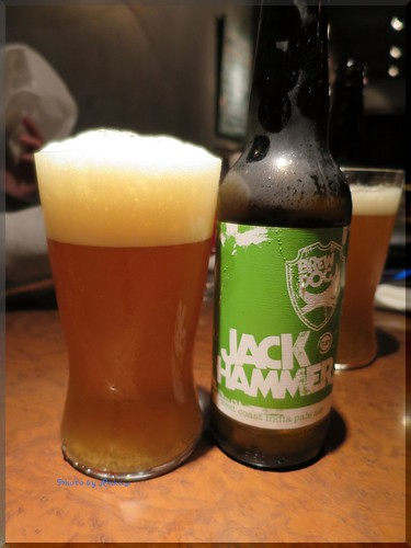 Photo:2013-10-30_ハンバーガーログブック_【参宮橋】Bar Shanks スモーキーなバーガーにクラフトビールを堪能!-11 By:logtaka
