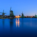 Zaanse  Schans, the Netherlands by Frans.Sellies