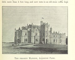 """British Library digitised image from page 223 of """"Nidderdale and the Garden of the Nid: a Yorkshire Rhineland, etc"""""""