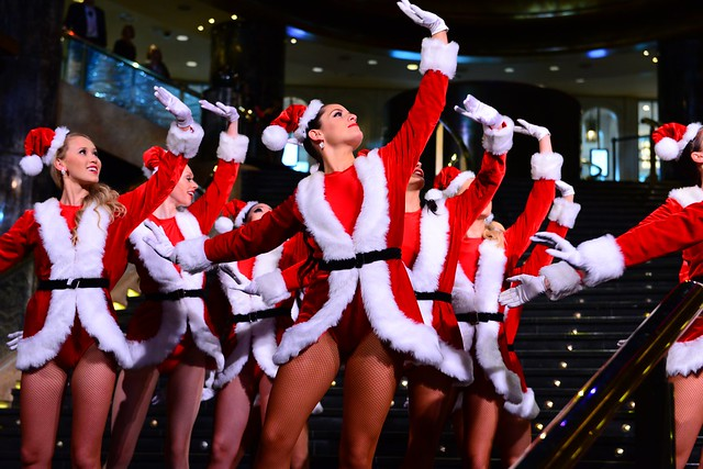 Christmas Belles at Crown Casino
