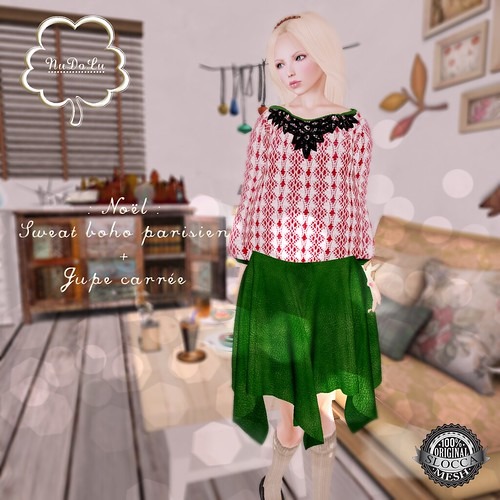 NuDoLu Frost Fair 2013 outfit Noel AD