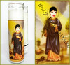 Saint Liza Prayer Candle - Minnelli by HolyPopCulture